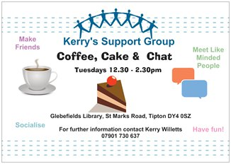 Kerry's Support Group event logo