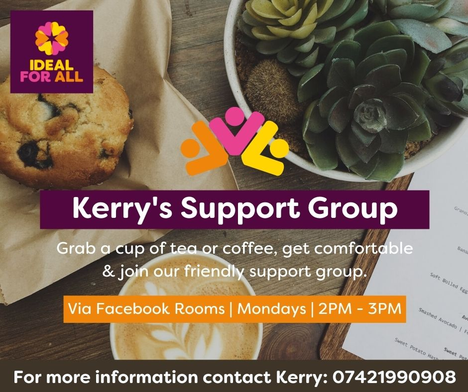 Kerry's Tipton Peer Support Group  event logo